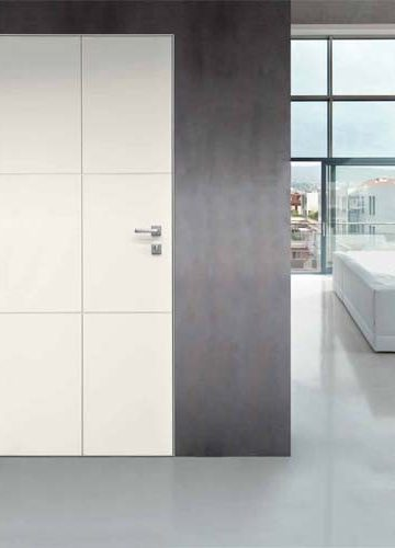 Dierre Security door SLEEK