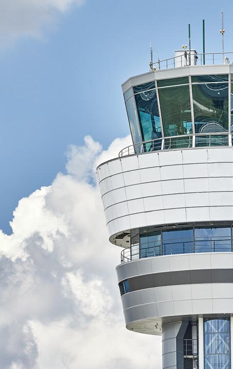 Sofia Airport Tower